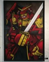 Void One - Samurai Sword Saint 2017