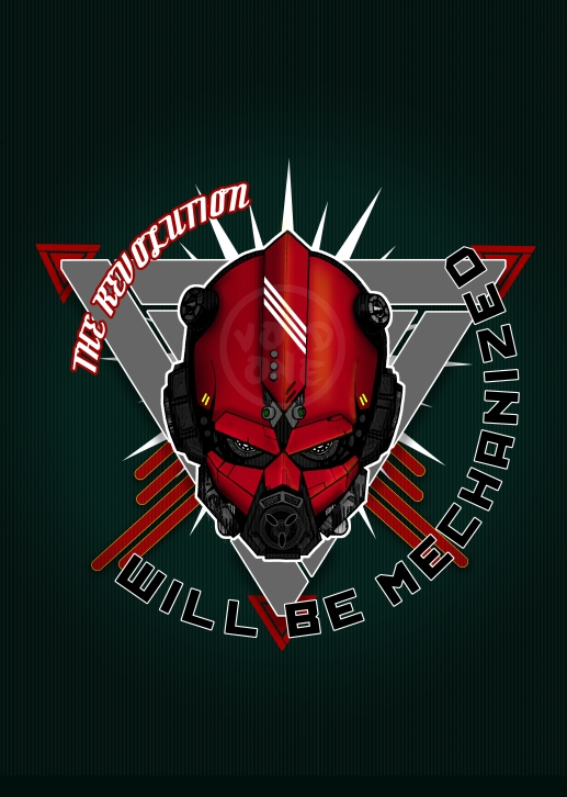 Void One - The Revolution Will Be Mechanized [RED]